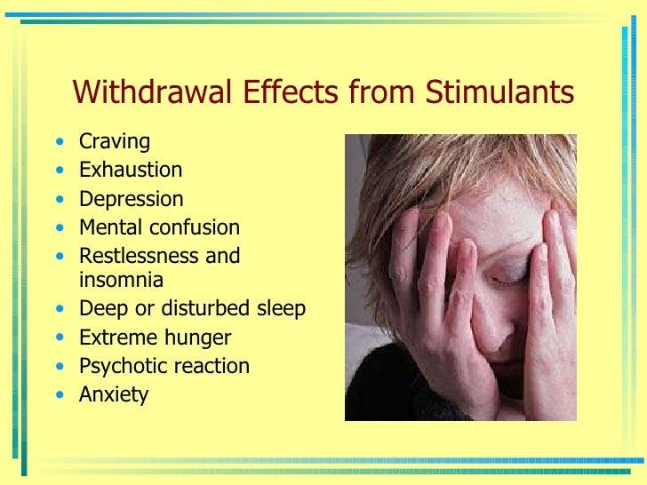 Effects Of Stimulants Stimulants Silong Y.