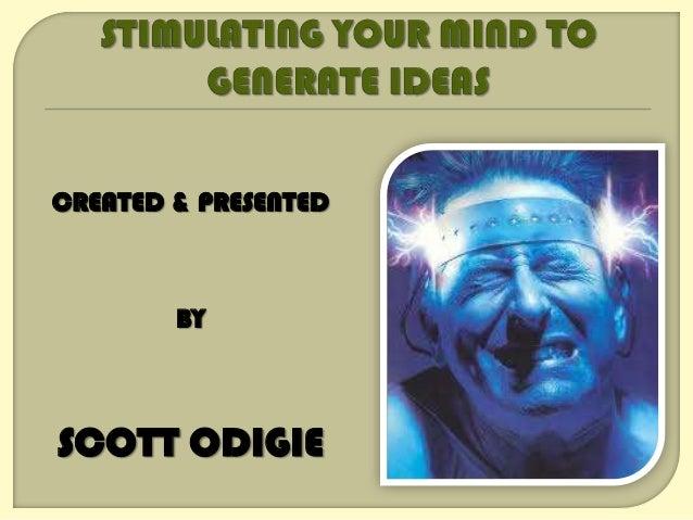 CREATED & PRESENTED        BYSCOTT ODIGIE
