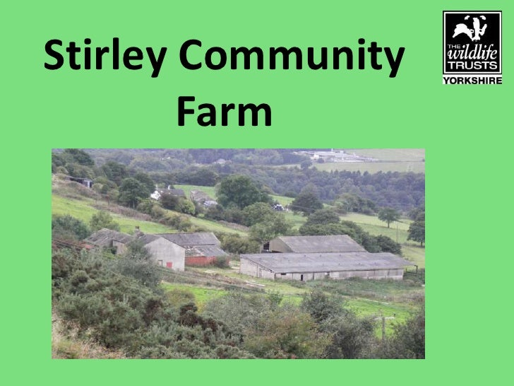 Stirley Community Farm