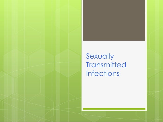 SexuallyTransmittedInfections