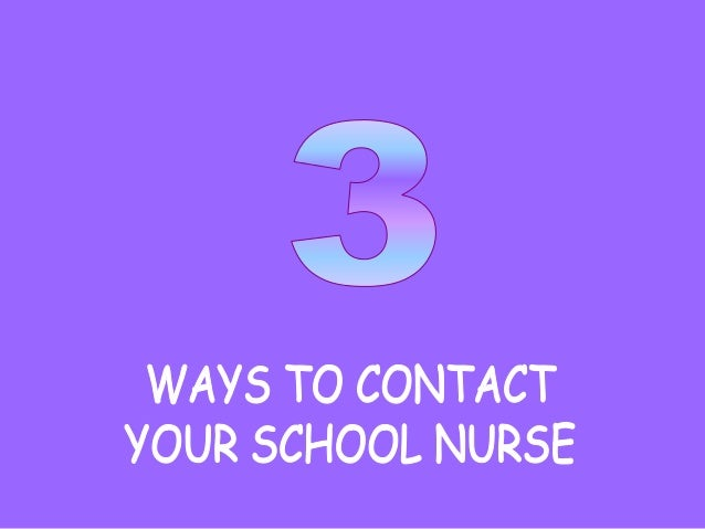 St James School Nurse