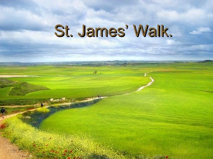 St. James' Walk.