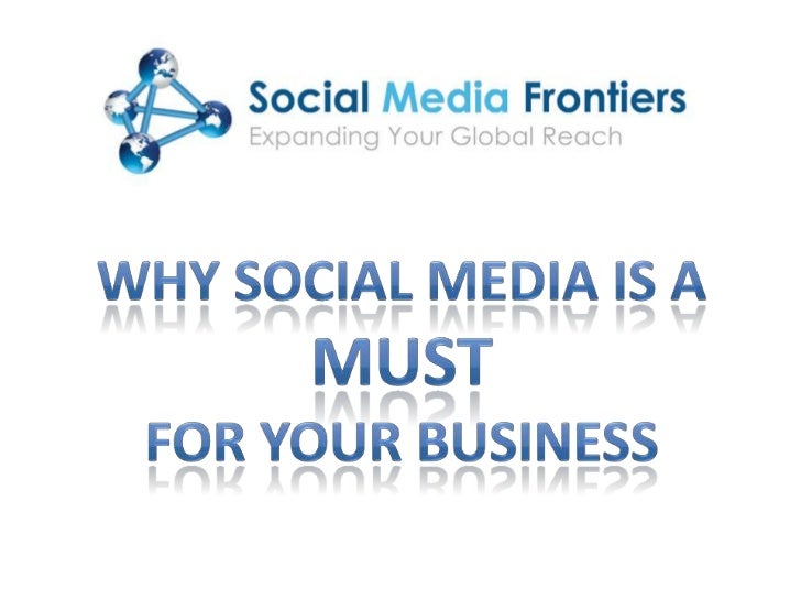 Who Are Social Media Frontiers?        Decision         makers      interested in         Social Media     your products  ...
