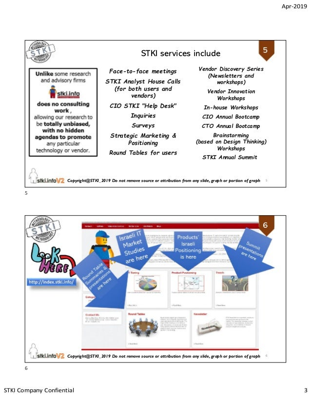 STKI IT Market Study 2019 version 2