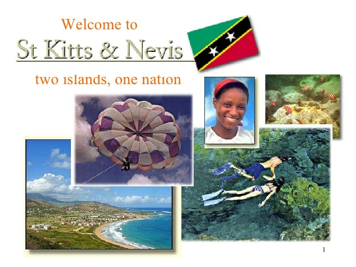 two islands, one nation May 12, 2010 Welcome to