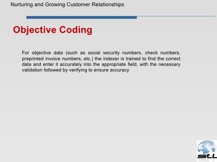 stl litigation services rh slideshare net The Index of the Coding Manual The Index of the Coding Manual