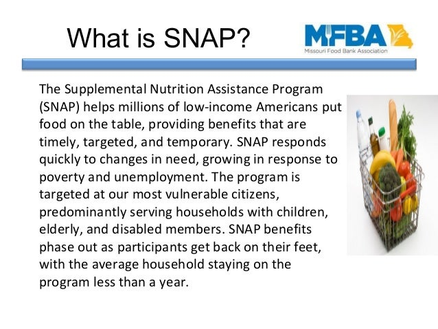 SNAP OUTREACH Missouri
