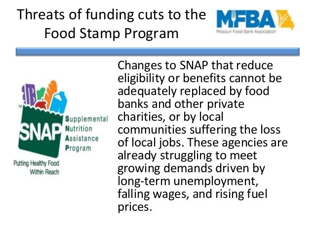 advantages and disadvantages of food stamp program Is devolution working federal and state roles in welfare food stamps, and welfare to including a child care program available to many working families.