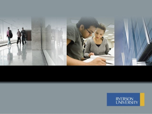Agenda • Introductions • Overview of Ryerson's Tri-Mentoring Program • Overview of Fashion Mentoring Program • Potential d...