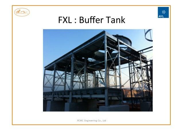 FXL  :  Buffer  Tank       PCMC  Engineering  Co.,  Ltd