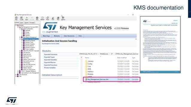 KMS documentation 24