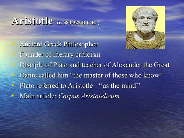 dante plato aristotle Aristotle: the master of those  dante alighieri referred to aristotle  aristotle traveled to athens to begin studies under plato at the academy aristotle.