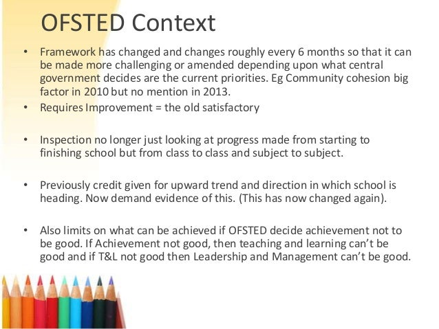 St Nicholas C of E Primary School OFSTED report presentation for parents Slide 2