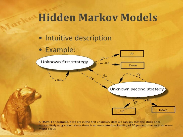 Stock Market Analysis Markov Models – Stock Market Analysis Sample