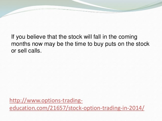 Options trading 2014