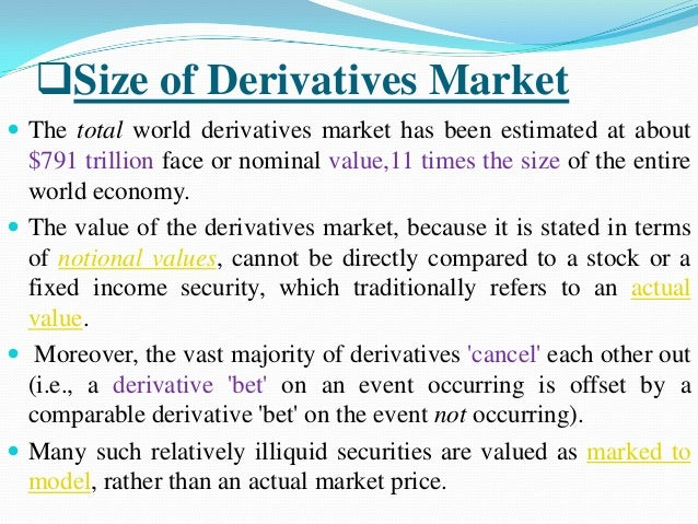 development of derivatives market in india Commodity futures markets in india: its impact on production and prices 335 ii commodity derivatives market in india after the indian economy embarked upon the process of liberalisation and.