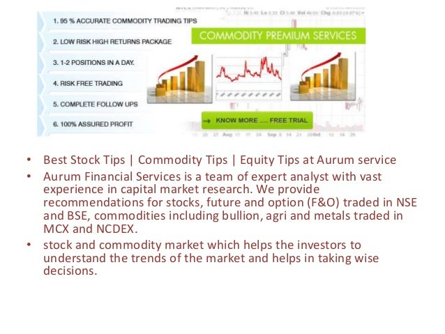 Stock Market Advice, Share Trading Tips, Market Analysis Or Aurum Re…
