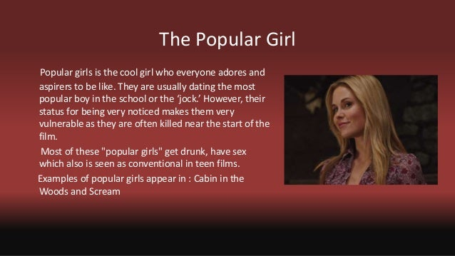 Dating the most popular girl