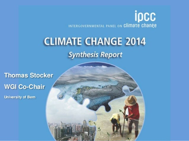 ipcc synthesis report