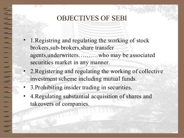 role of sebi in harshad mehta case The top 5 financial frauds in india which left a mark and changed the way financial harshad mehta (1990 – 92) known the sebi itself filed a case in the.