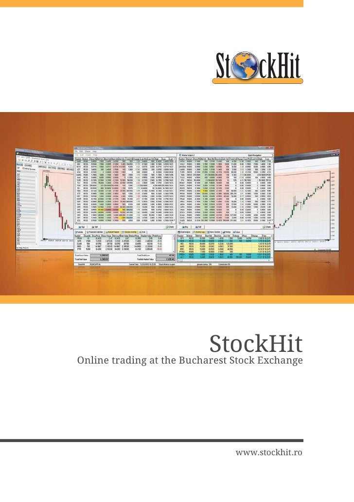 StockHit Online trading at the Bucharest Stock Exchange                                     www.stockhit.ro