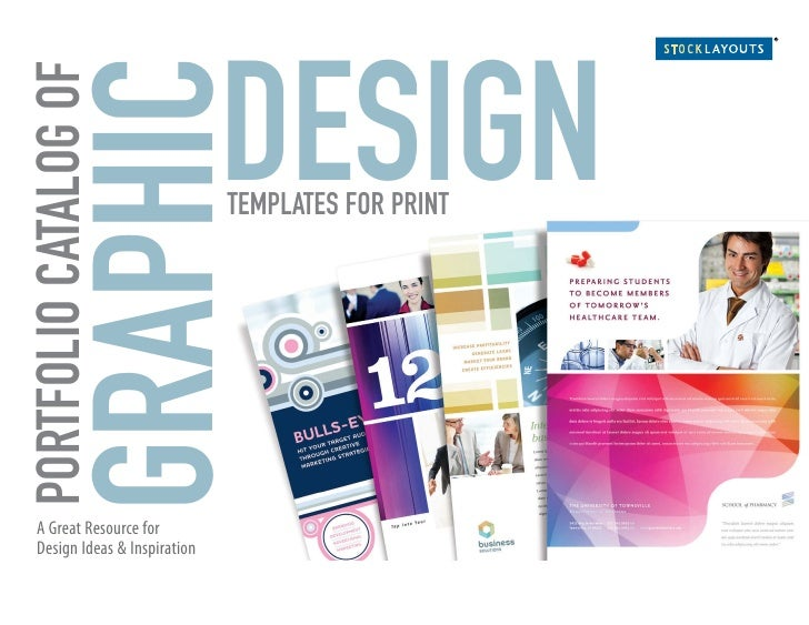 StockLayouts Portfolio Samples: Graphic Design Ideas U0026 Inspiration