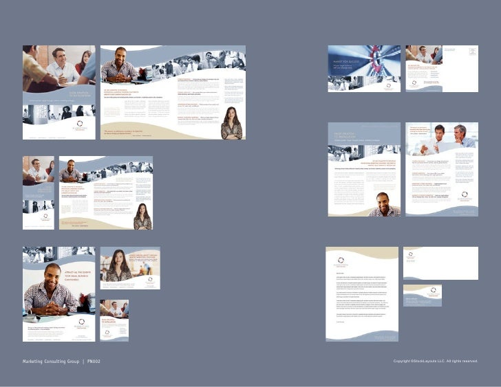 StockLayouts Portfolio Samples: Graphic Design Ideas ...