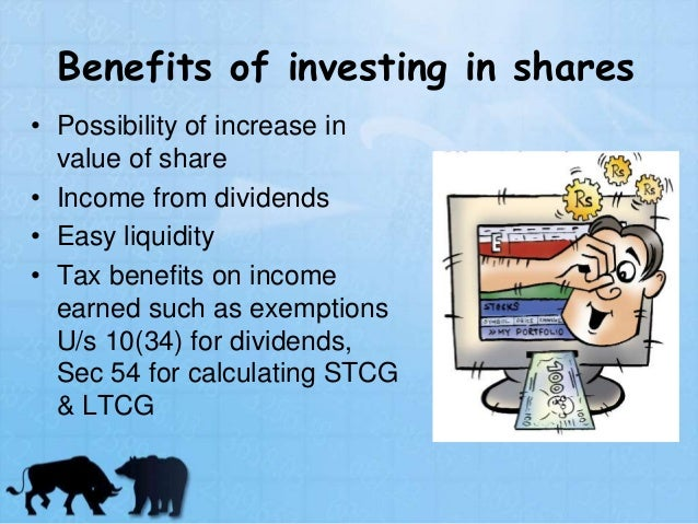 Image result for benefits of invest in stock market
