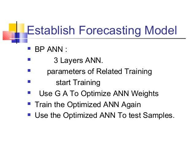 Stock Market Analysis Using Ga And Neural Network
