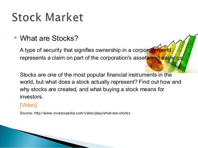 investment avenues in stock market The web link between the two companies is not a solicitation or offer to invest in a particular security how to invest during a stock market correction tracey.