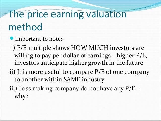 Buy vs. Sell Orders