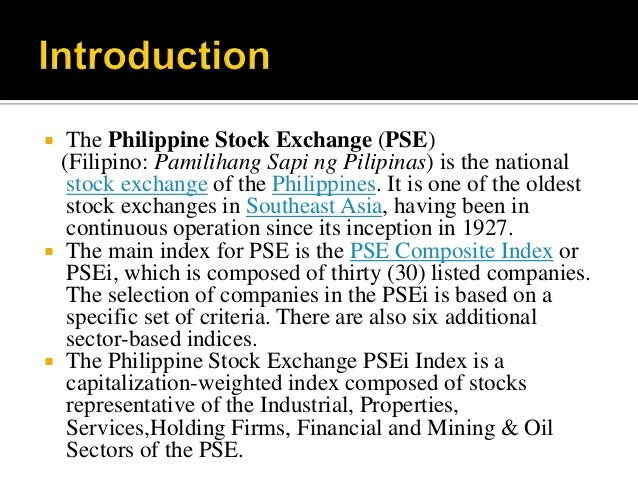 how to buy stocks in philippines stock exchange