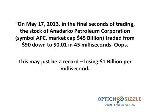 Option trading vs stock