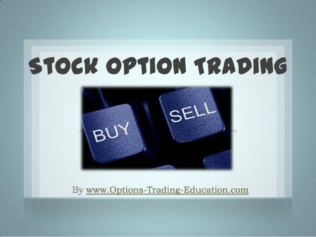 E stock option trading