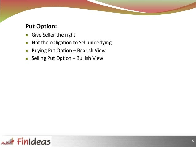 How to trade stock options part 5 of 5