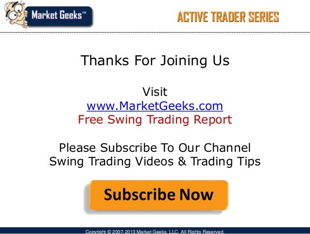 Stock market swing trading strategies
