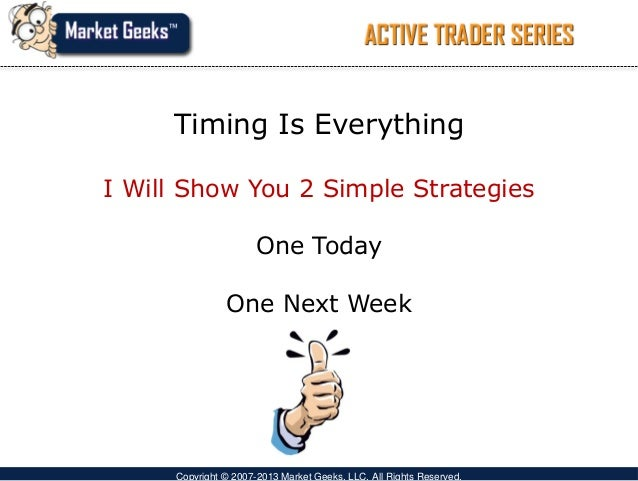 Trading strategies marketwatch