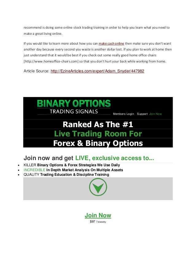 Forex options trading brokers