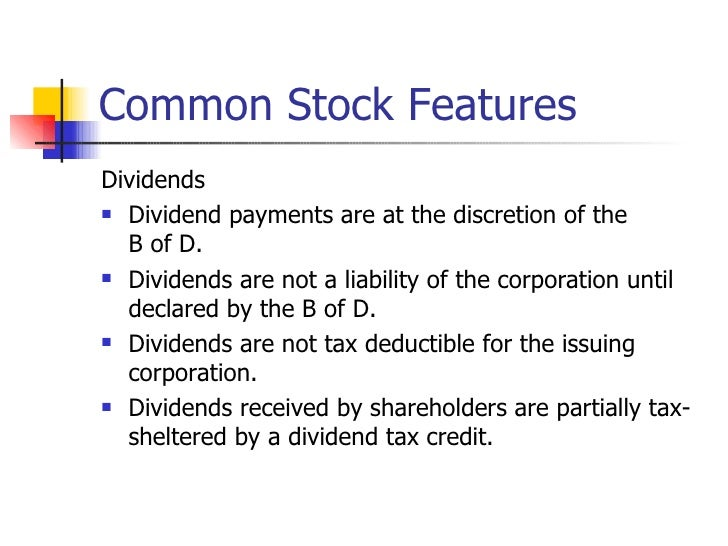 common stock If you've structured your business as a c corporation, you can offer two classes of stock: common and preferred (if your business is an s corporation, then you can only offer one class) each class has its own set of financial terms and shareholder rights what kind of stock you issue depends on .