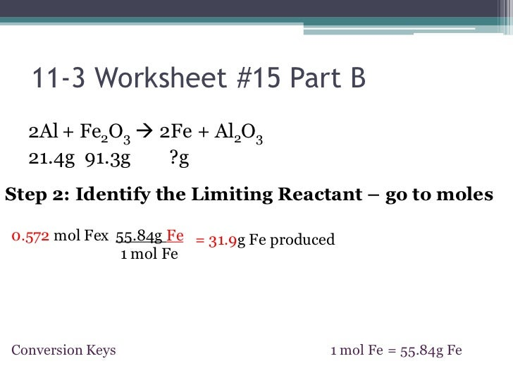All Worksheets Chemistry Percent Yield Worksheet Free – Limiting Reactant Problems Worksheet