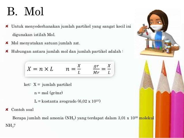 Stoikiometri - kimia - kelas X