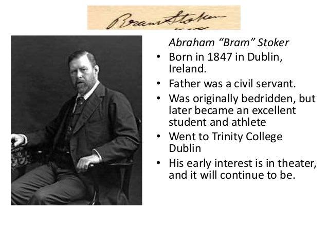 Bram Stoker and Dracula