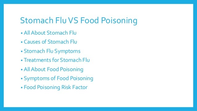 Bacteria That Can Cause Severe Food Poisoning