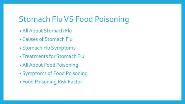 Norovirus Vs Food Poisoning
