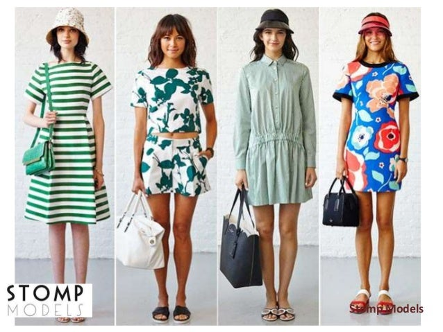 Stomp Models Summer Fashion Clothing Tips 2016