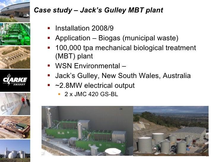 biogas place scenario study