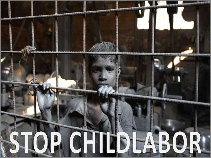 STOP CHILDLABOR<br />