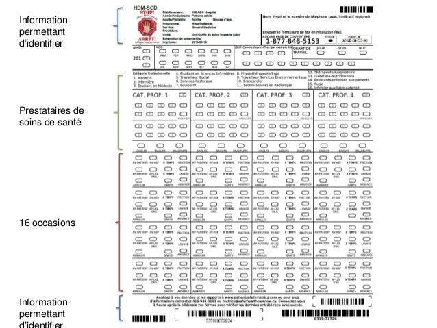 Formulaire de collecte de données pour l'HM pour pouvoir communiquer avec vous en cas d'erreur