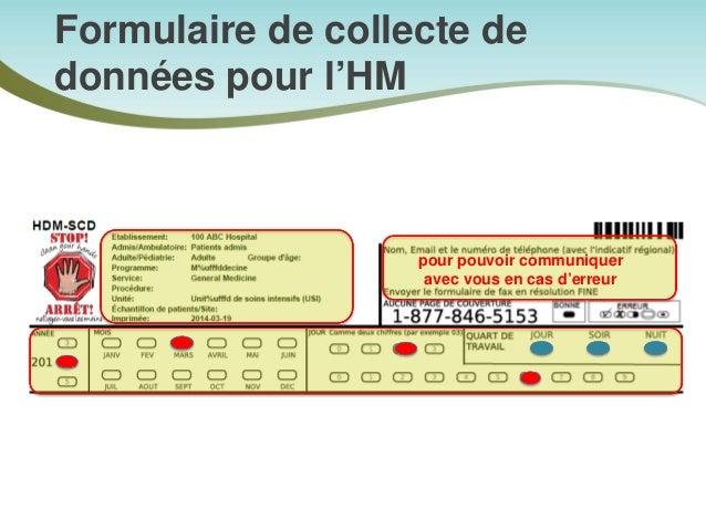 Formulaire de collecte de données pour l'HM Courte durée + aidant naturel Longue durée + à domicile