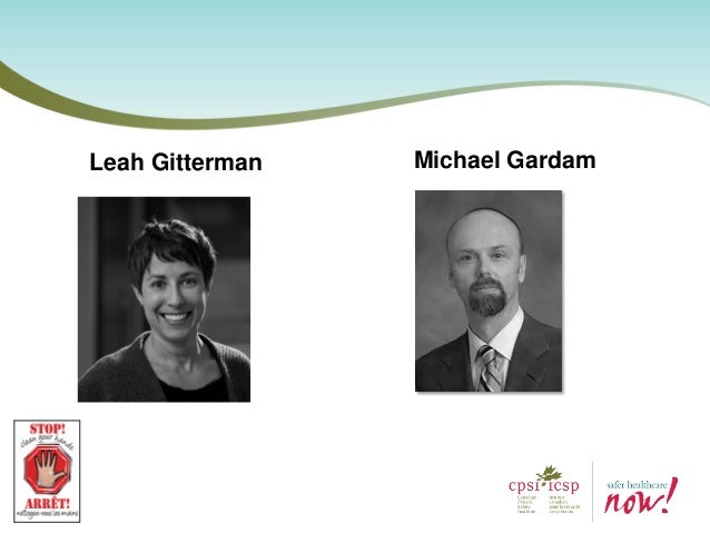 Michael GardamLeah Gitterman